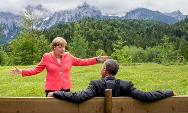 Штайнмайер стал кандидатом напост президента отправящей коалиции Германии