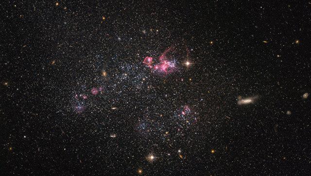 Ученые отыскали галактики, нарушающие законы обычной модели физики