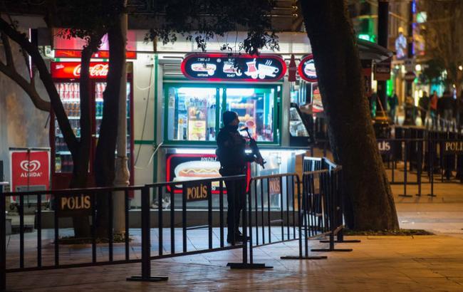 ВСтамбуле обстреляли ресторан, есть раненые