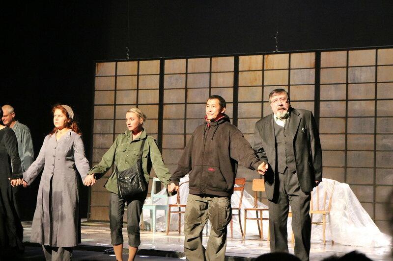 Театр Et Cetera, спектакль Пожары