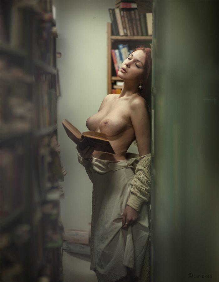 эро фото библиотекарши