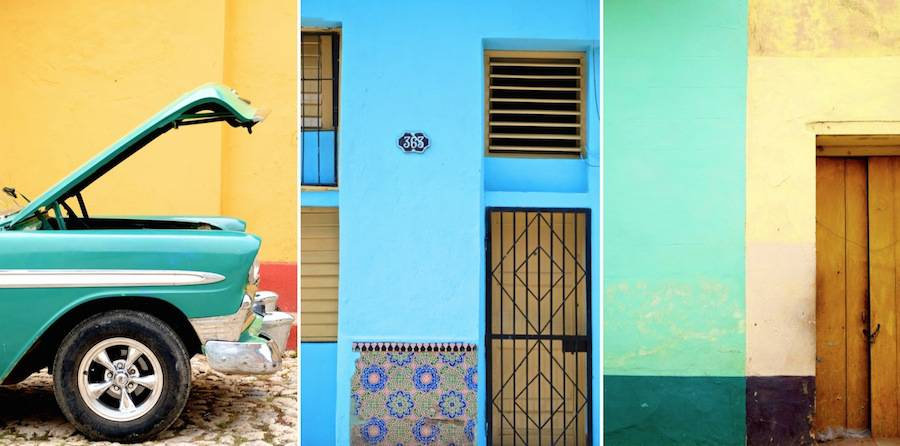 Beautiful Colors and Geometry of the Cuban Architecture (34 pics)