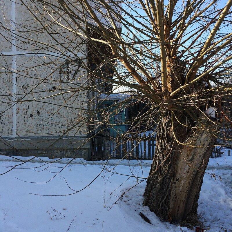 Двор Зализовской