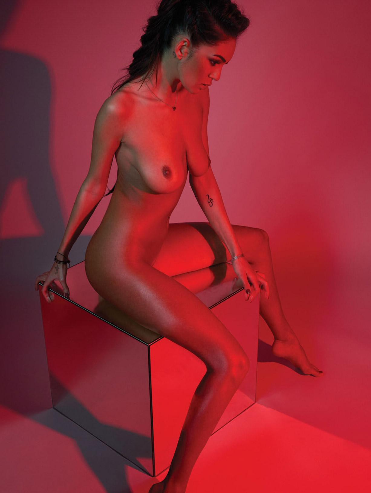 Andreea Simon nude by Daniel Ilinca - Penthouse Australia november 2016