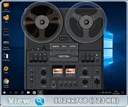 Windows 10 Professional 14393.577 v.1607 VLSC by IZUAL v.7