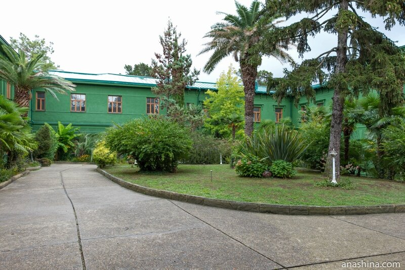 Внутренний двор