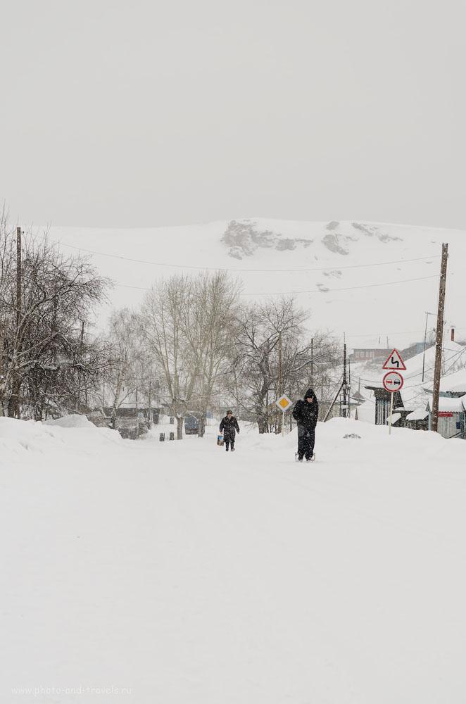 Фото 8-1. Почему снег зимой на снимках получается серым? Потому что автоматика камеры ошибается, нужна экспокоррекция. Пример фото с коррекцией экспозиции в плюс.