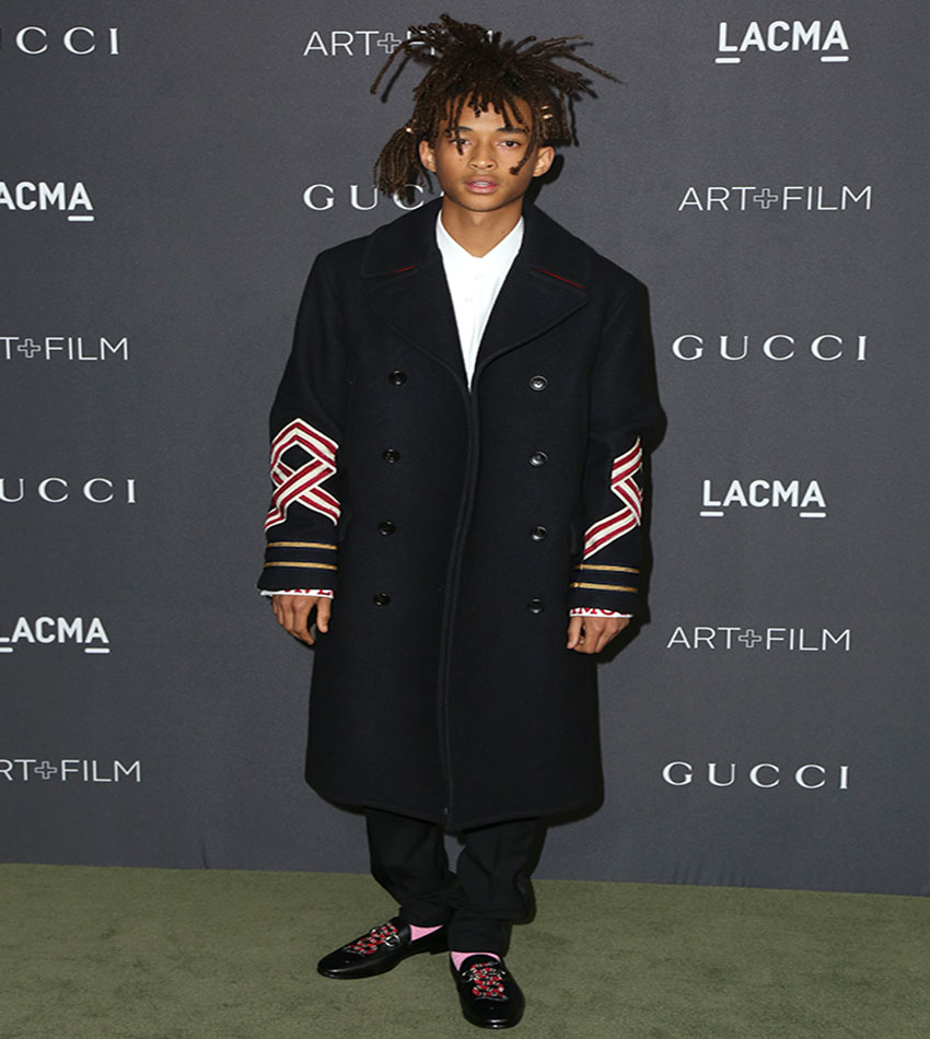 Jaden Smith - LACMA Art + Film Gala 2016