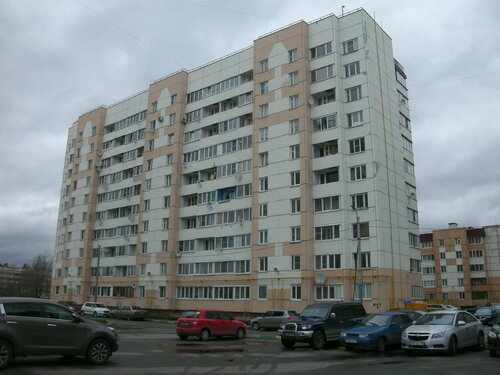 ул. Первого мая 107к1