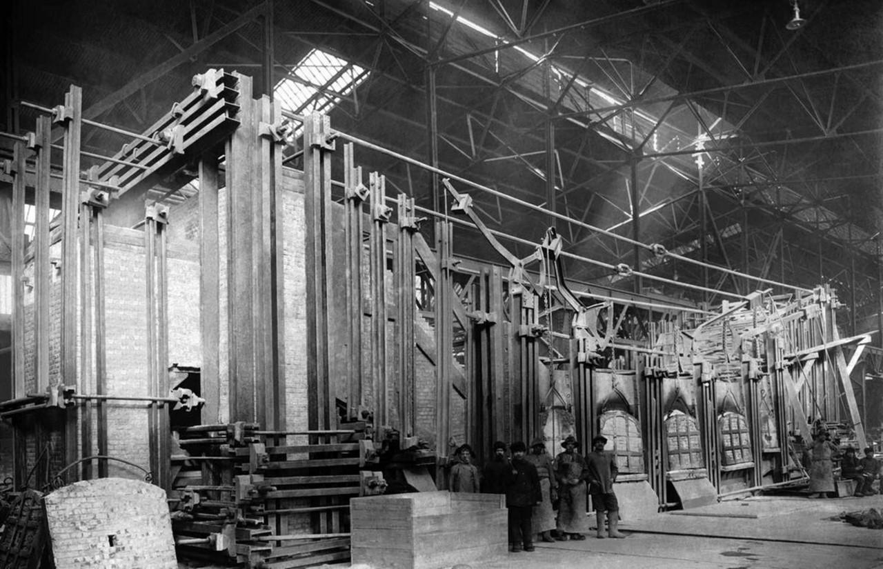 1926. Златоуст. Механический завод