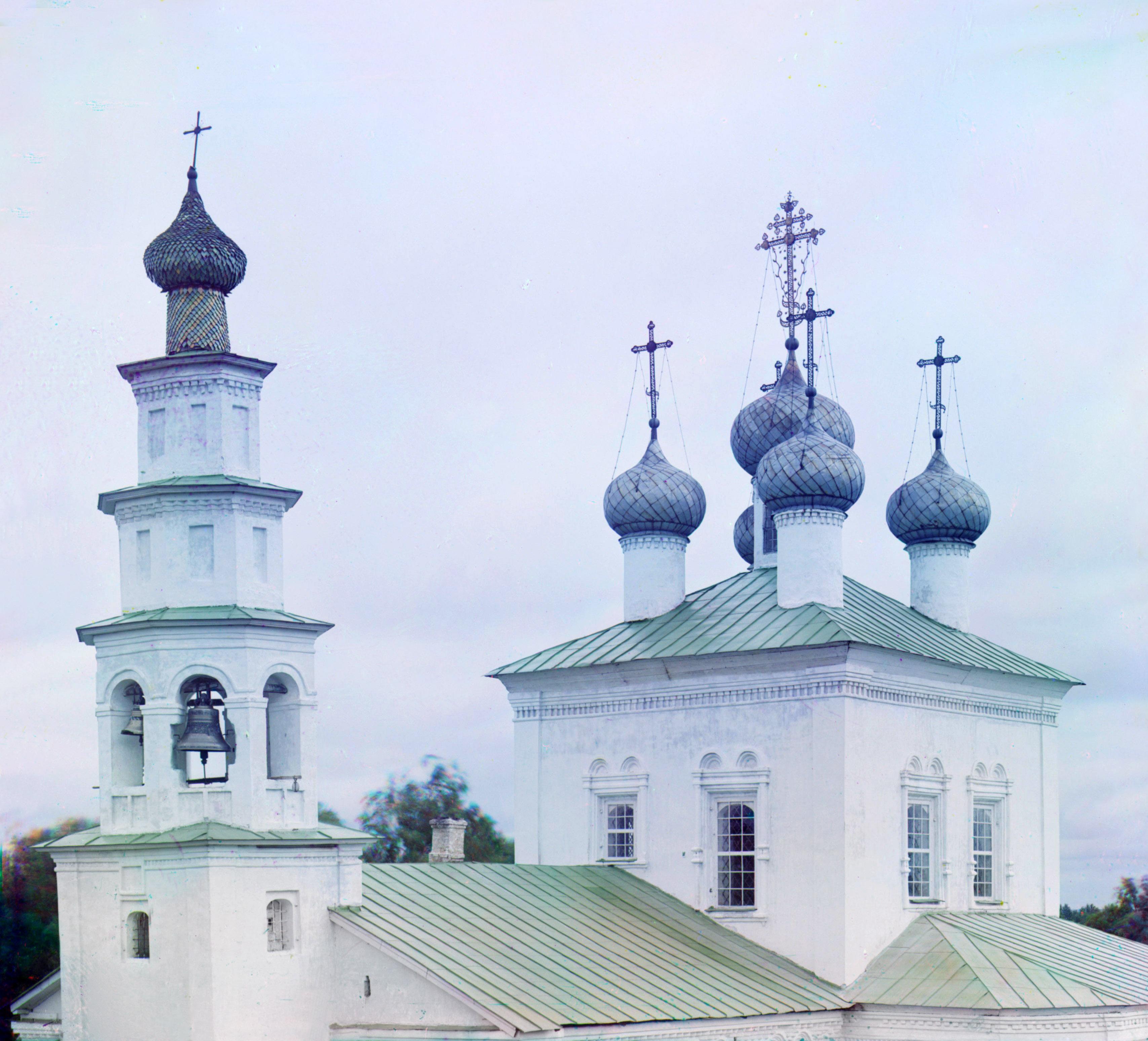 Белозерск. Церковь во имя Благовещения Пресвятой Богородицы