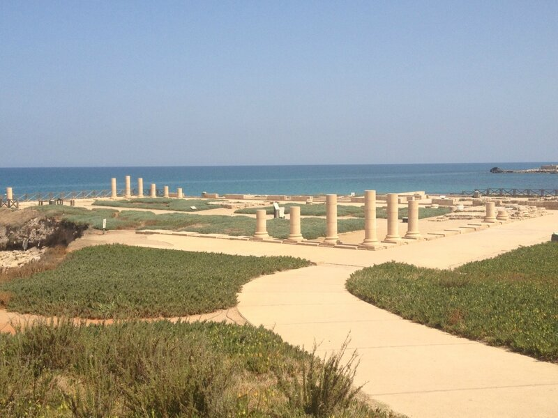 Реконструкция античных колонн