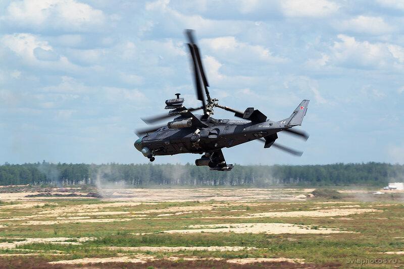 Камов Ка-52 (RF-91336 / 44 белый) ВКС России 0780_D806087