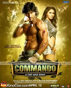 Commando - One Man Army (2013)