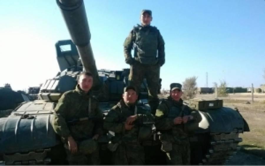 РФ стягивает войска в Крым и усиливает сепаратистов