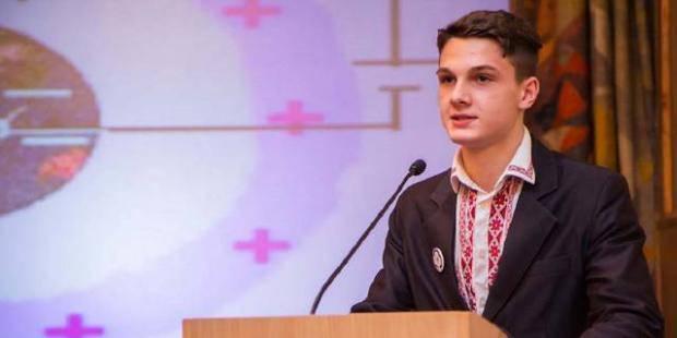 Таланты твои Украина: Школьник из Александрии, официально признанный гением в США, намерен реализовать свой энергетический проект в Украине