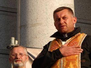 Капеллан ДУК ПС обратился к Порошенко