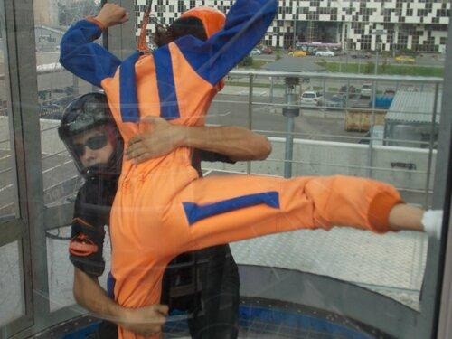аэродинамический комплекс  I can fly