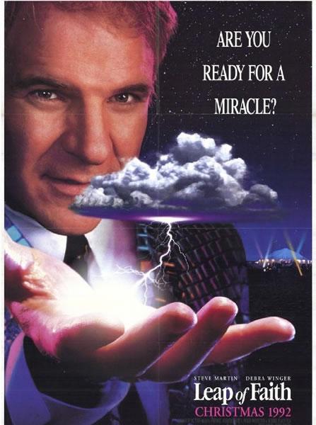 Сила веры / Leap of Faith (1992/DVDRip/WEB-DLRip)