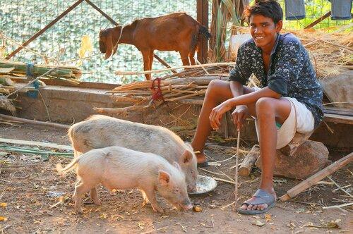 Khajuraho life