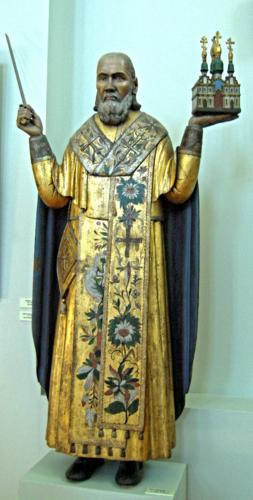 Св. Николай Можайский(д.Зеленята,конец18 начало 19 века)