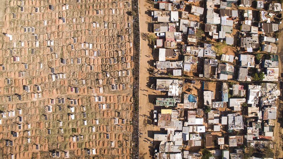 Апартеид уже не является законом. Но более чем за пятьдесят лет он наложил свой неизгладимый отпечат