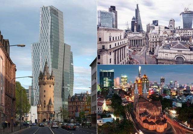 Архитектура прошлого в настоящем