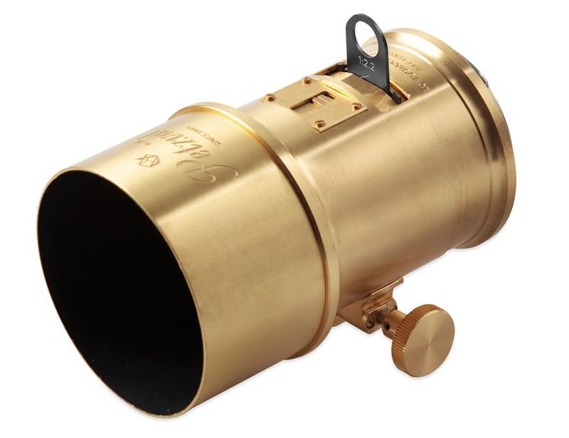 1. Портретный объектив Петцваля с управляемым боке: Lomography Petzval 58 Bokeh Control Art Культовы