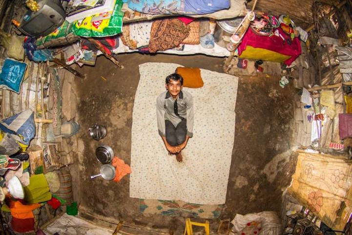 Комната 365 — Лалу, Варанаси, Индия.