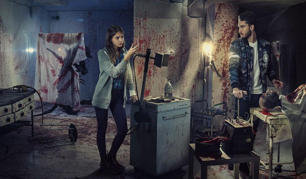 «В изоляции» — квест-триллер от проекта «Шокотерапия». Игроки попадут в секретную лабораторию и попы