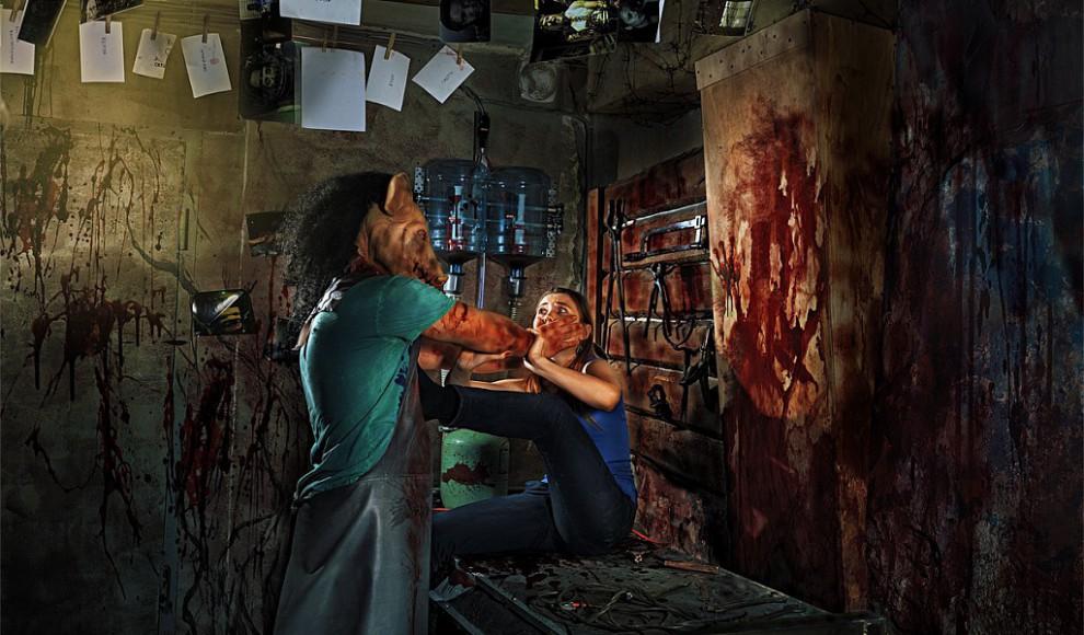 «Пила: Искупление» — квест в реальности от проекта Lost по мотивам известного фильма ужасов. Чтобы п