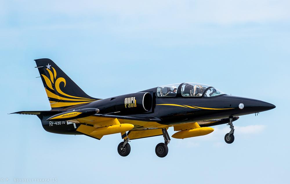 Поверить в мечту: пилотажная группа «Русь»
