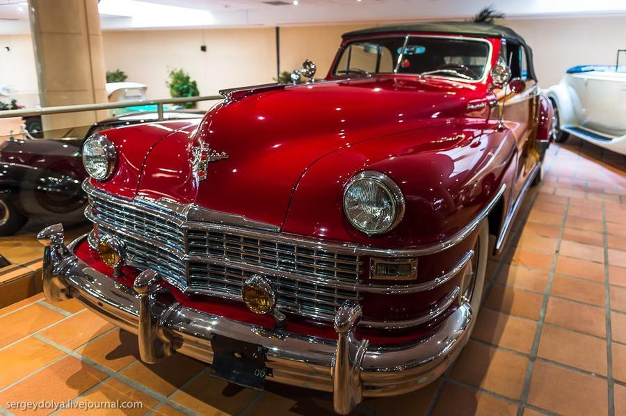 28. Chrysler 1947 года.