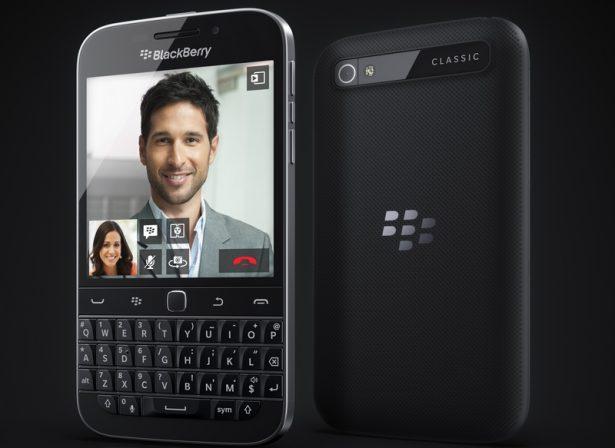 Смартфон BlackBerry Classic снимается с производства