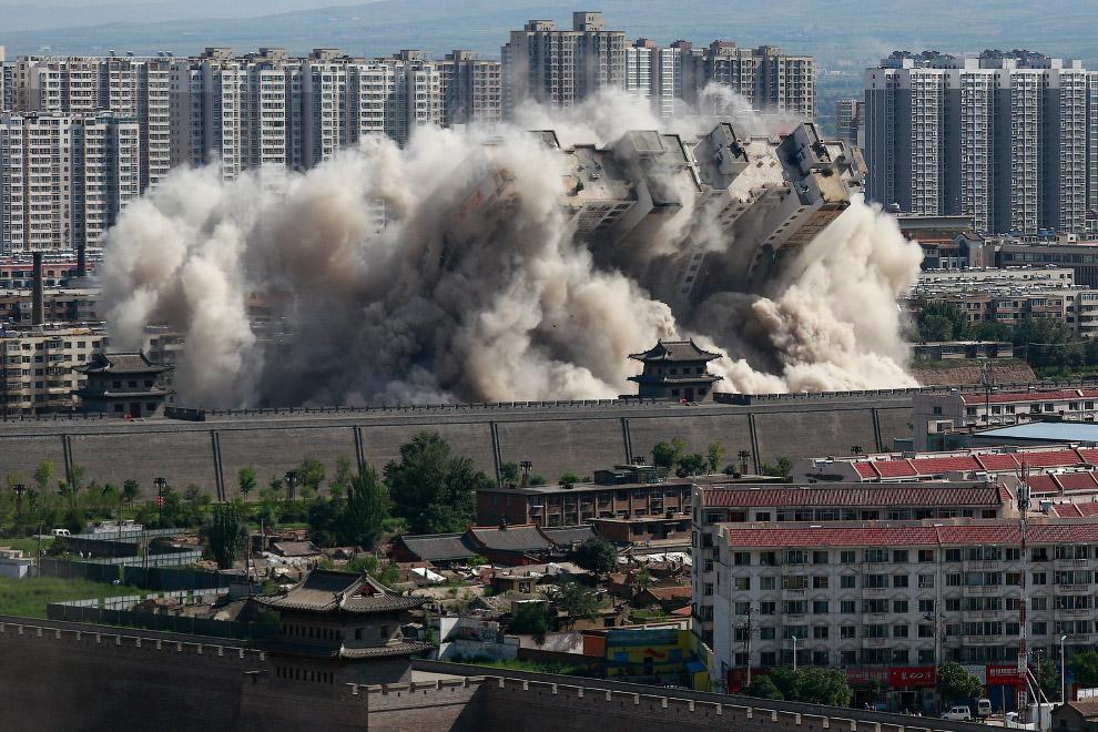 15. В США подсчитали, что Китай за три года (2011?2013 гг.) произвёл цемента больше, чем Штаты за 10