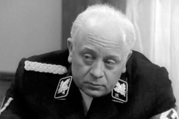 Леонид Броневой Многим зрителям запомнился Леонид Броневой в роли Мюллера, в том числе нервными поде