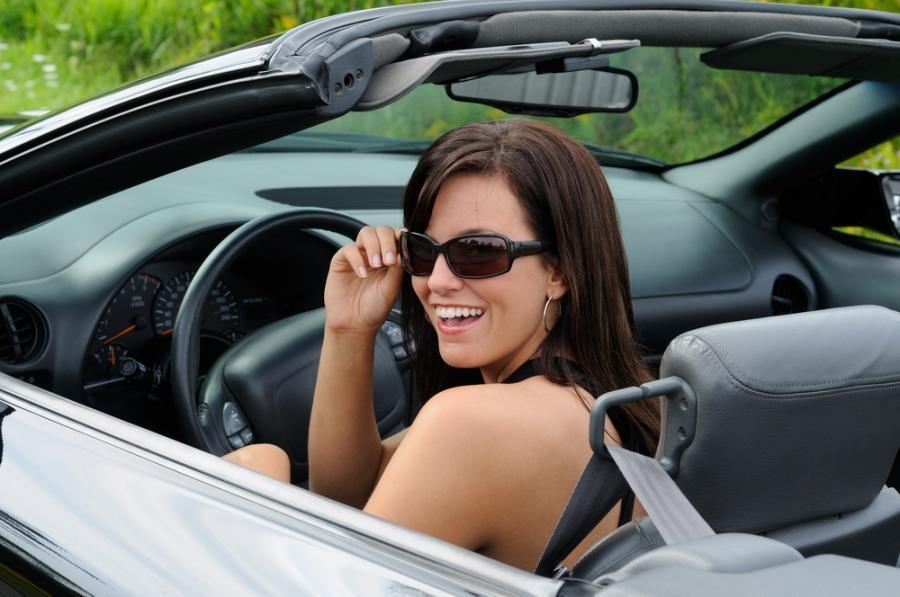 1. Если в Кентукки, США вы решите сесть за руль автомобиля в купальнике, то удостоверьтесь, что у ва