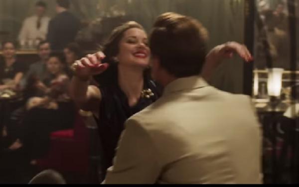 Брэд Питт убивает нациста илюбит француженку втрейлере фильма «Союзники»