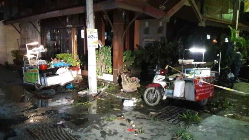 Ответственность завзрывы вТаиланде возложили навоенную хунту, ноне террористов