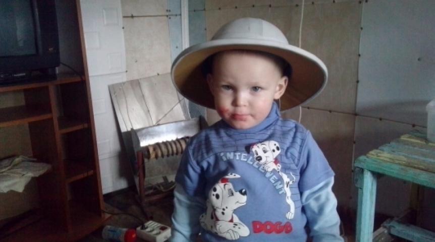 В Омске разыскивают 4-летнего магаданца похищенного отцом