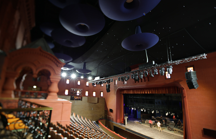 «Геликон-опера» объявила премьеры нового сезона