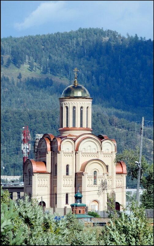 Тургояк 7831 Храм Архангела Михаила