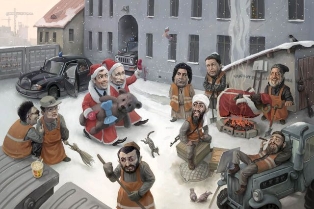 Арт от русских художников
