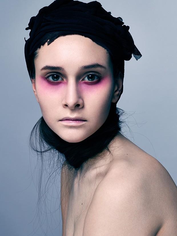 Unconventional Beauty by Nancy Gabriela for BEAUTY SCENE