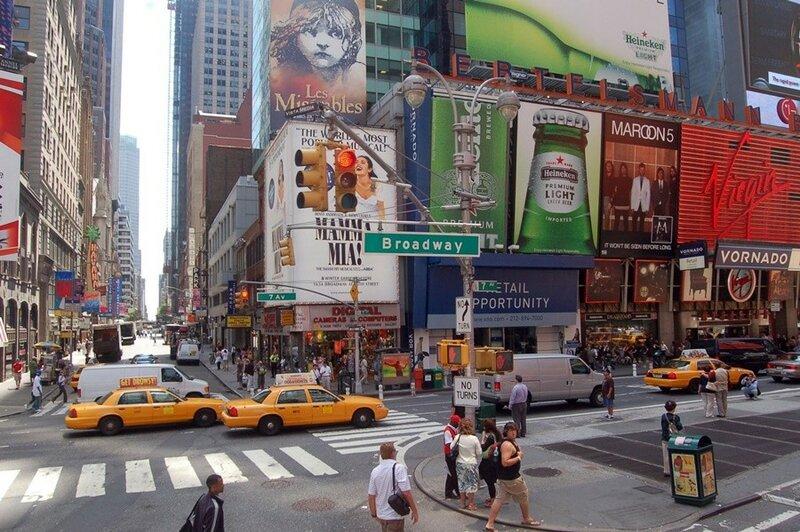 Достопримечательности Нью Йорка, на которые не стоит тратить своё время