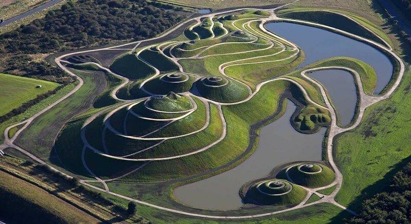 Топ-10 самых невероятных садов в мире (фото)