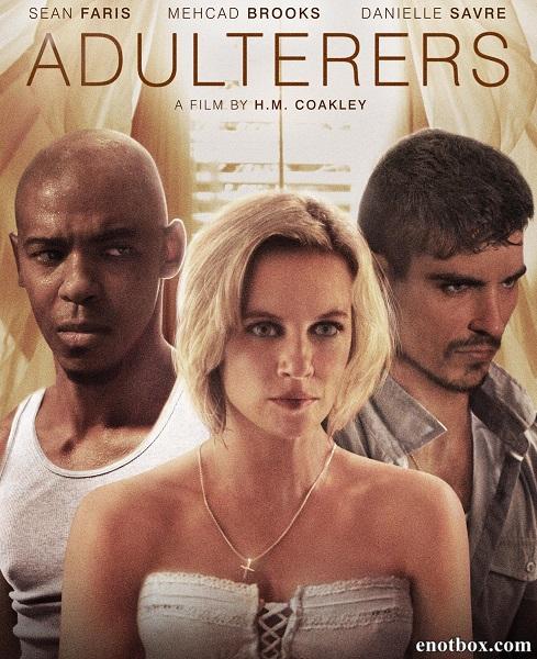 Прелюбодеи / Avouterie / Adulterers (2015/WEB-DLRip)