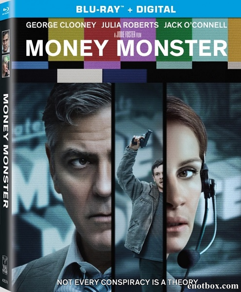 Финансовый монстр / Money Monster (2016/BD-Remux/BDRip/HDRip)