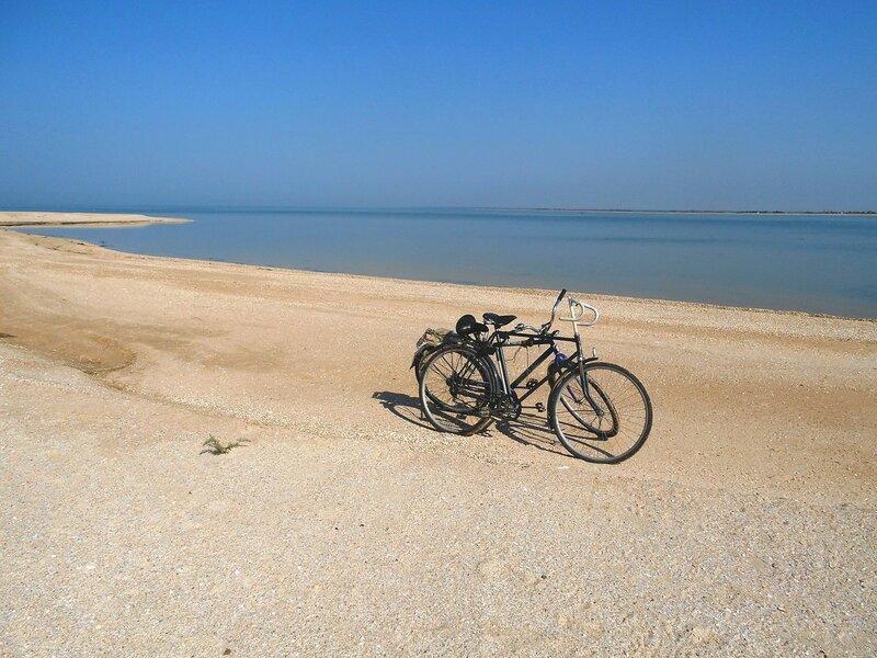 Велопеснь августа... у моря, у леса, Кубань