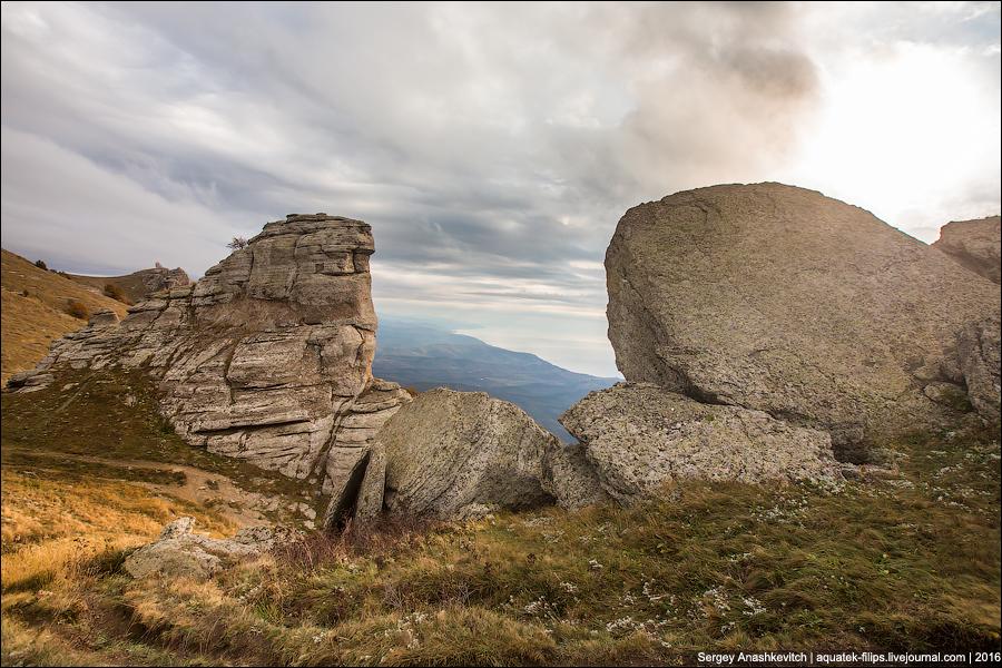 Осень в Крыму